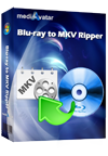 mediAvatar Blu-ray to MKV Ripper