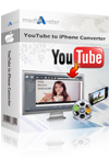 mediAvatar YouTube to iPhone Converter for Mac